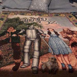 Wizard of Oz Throw